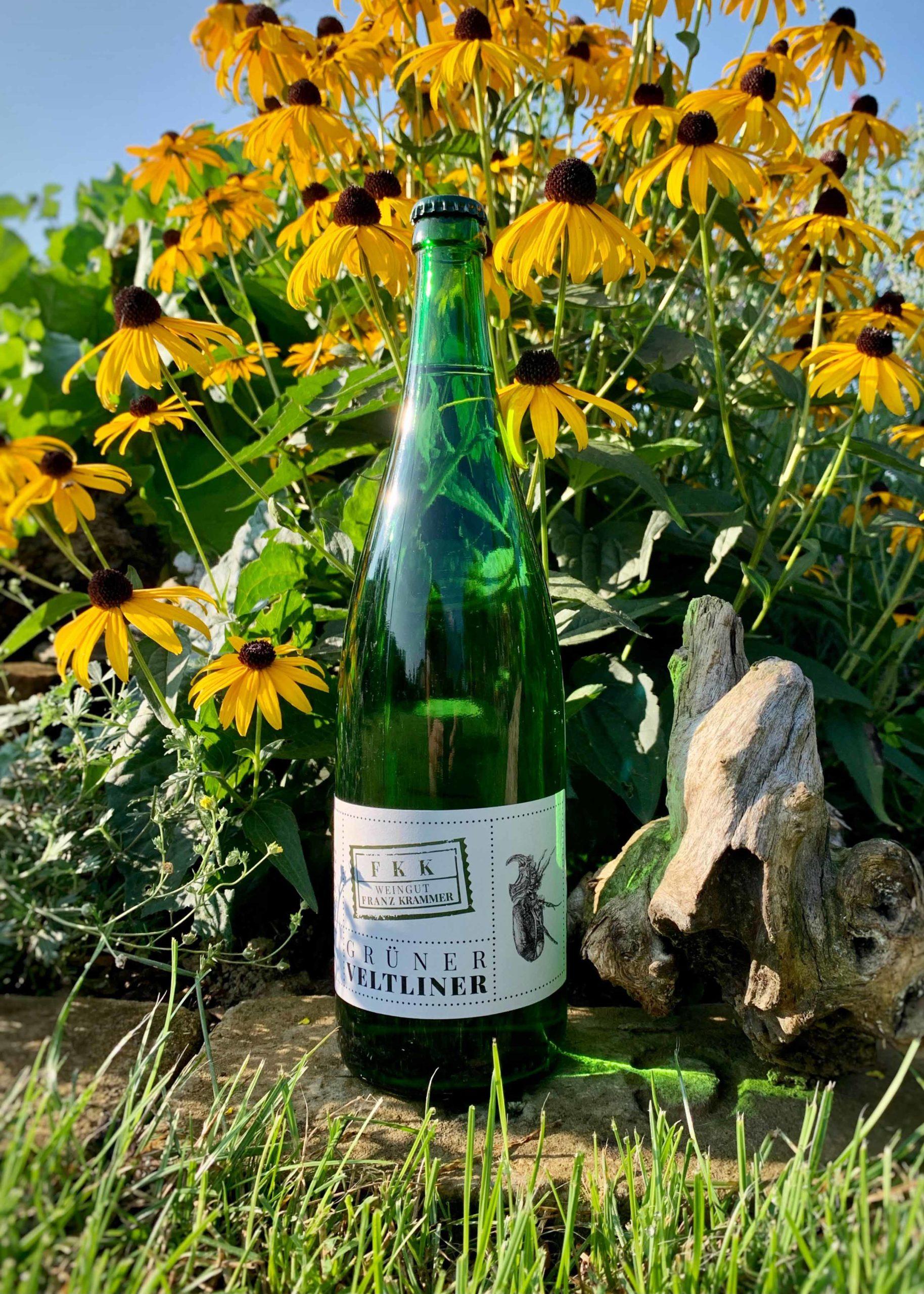Flasche Landwein Grüner Veltliner 2020