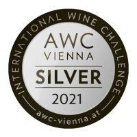 Silbermedaille der AWC International Wine Challenge 2021